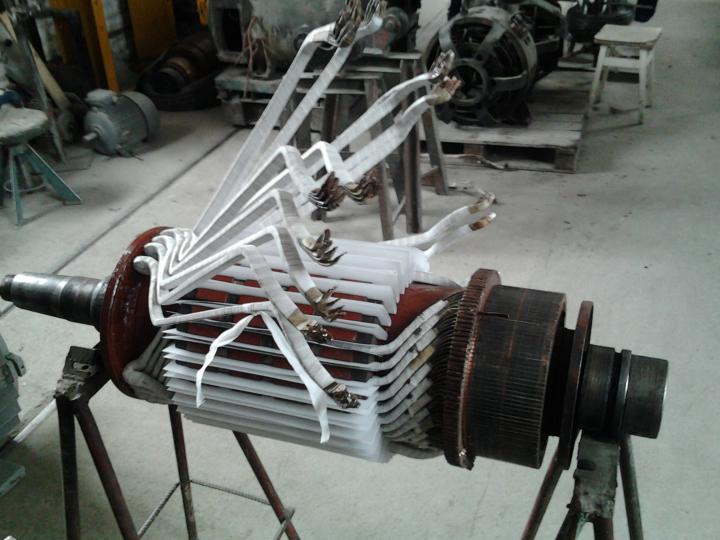 Ремонт електродвигунів постійного струму  1d9fbbd1cb314
